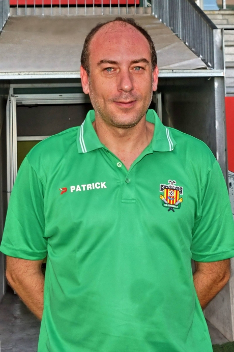Luis Zafra (Delegado)