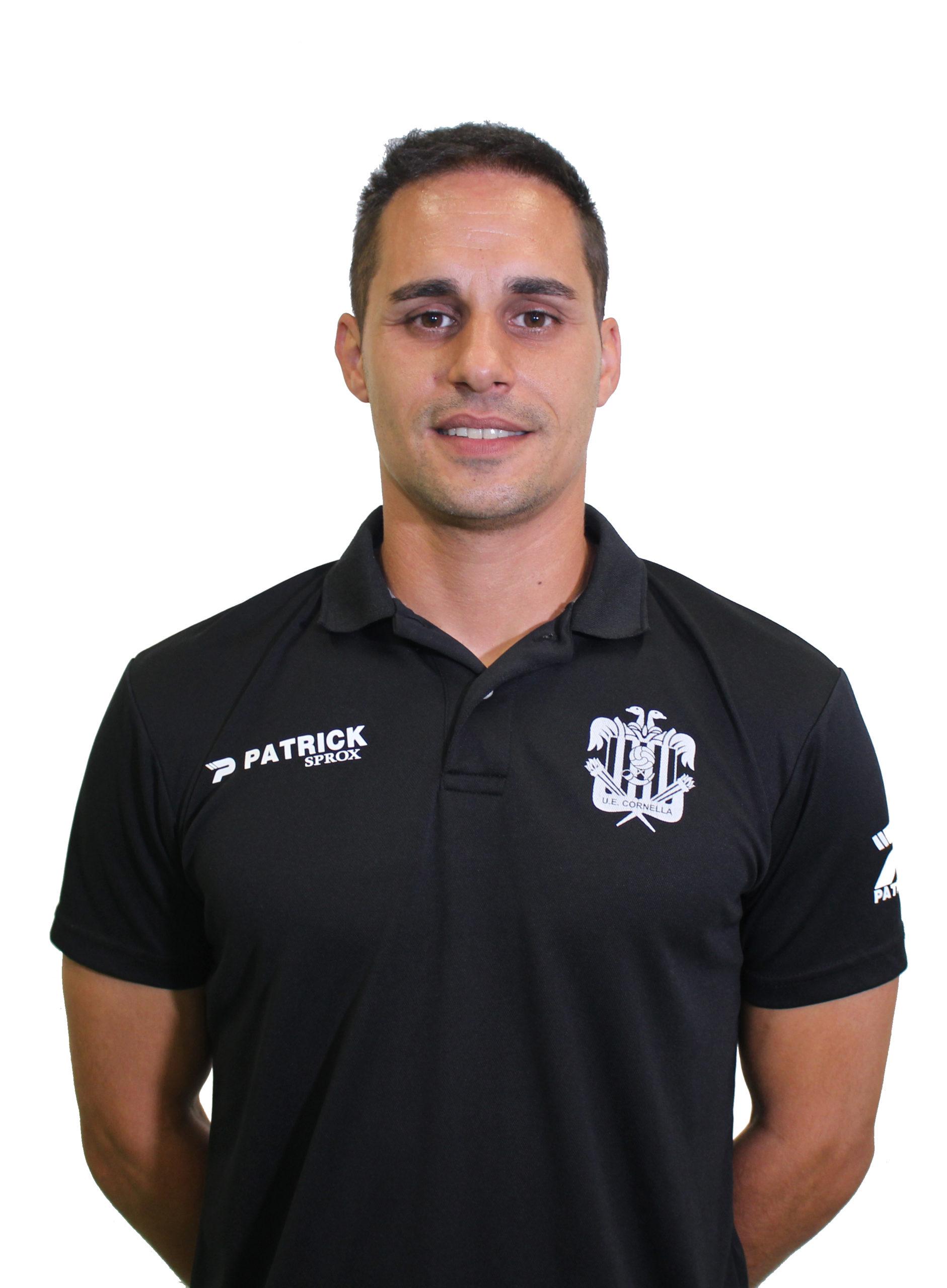Rubén Ruiz (Entrenador de porters)
