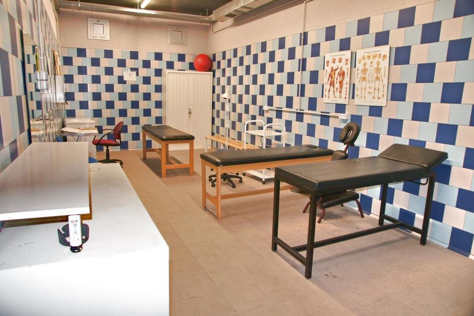 Sala de fisio